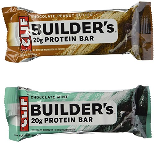 Clif Bar Builders Nutritional ...
