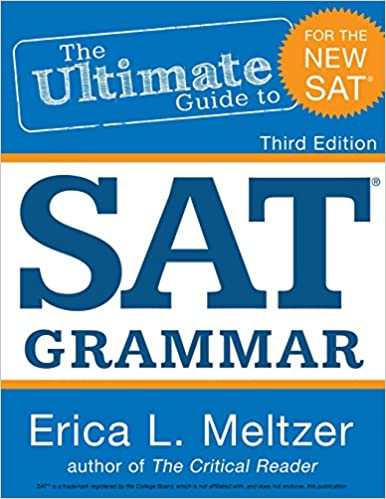 Image result for the ultimate guide to sat grammar