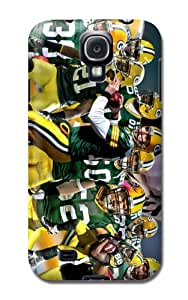 DIY NFL Green Bay Packers Fantastic Hard Cover Case For Samsung Galaxy S4 i9500 i9505 i9502