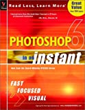 Photoshop 6 in an Instant, Michael S. Toot and MaranGraphics Development Group, 076453629X