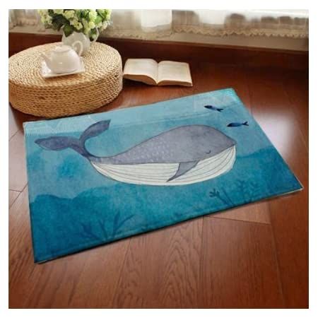 51J4aEM-j2L._SS450_ Whale Rugs and Whale Area Rugs