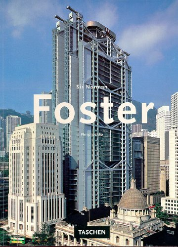 SIR NORMAN FOSTER. Edition en anglais, allemand et français