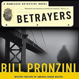 Betrayers Audiobook