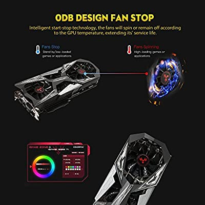 Docooler Colorido iGame NVIDIA GeForce GTX 1070Ti Vulcan X ...