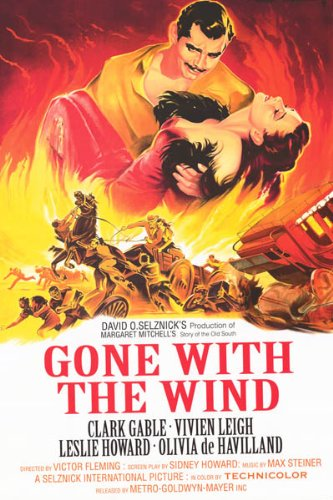 Gone With The Wind Movie Poster 24