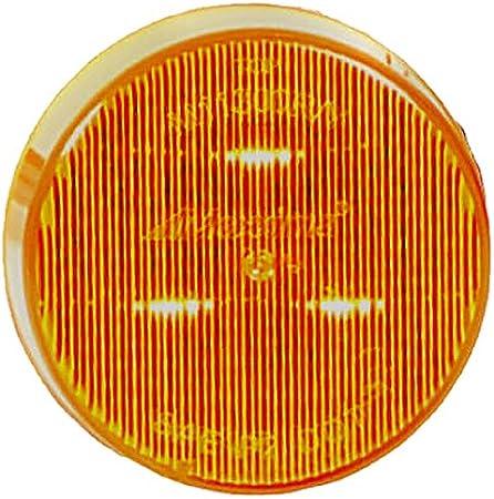 Maxxima M11300YAT Amber 2.5 Round Clearance//Auxiliary Turn LED Light
