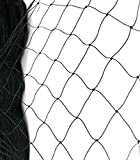 """50' X 50' Net Netting for Bird Poultry Aviary Game Pens New 2"""" Square Mesh Size (50'x50')"""