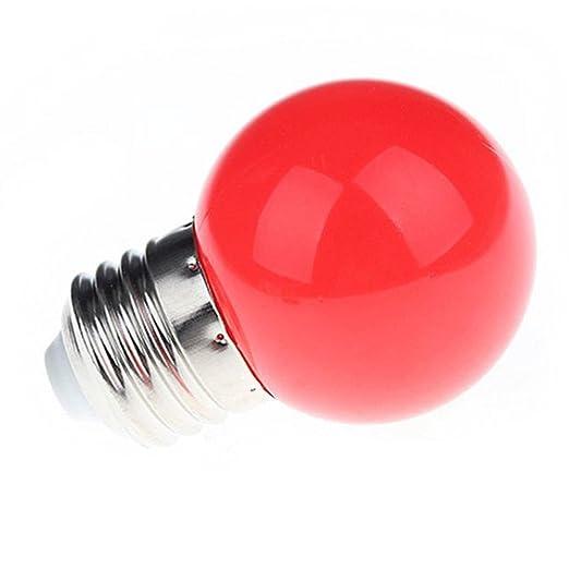 kingnew 1 W E27 Mini de LED de pelota de golf, Bola Introdujo ...