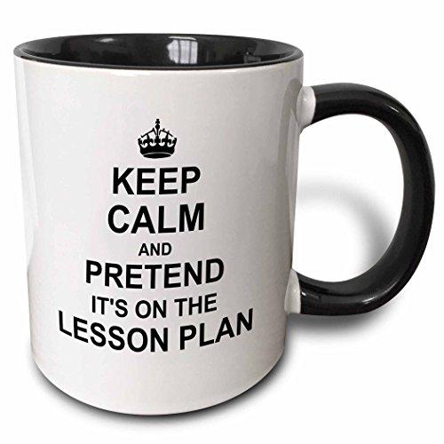 3dRose Pretend Teacher Teaching Humorous