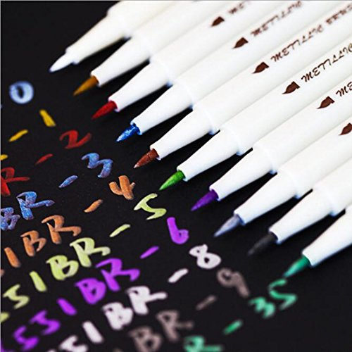10-colors-metallic-marker-pens-set-for-diy-or-card-making-assorted-colors-art-markers-and-graphic-dr