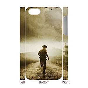 HXYHTY Diy hard Case The Walking Dead customized 3D case For Iphone 4/4s