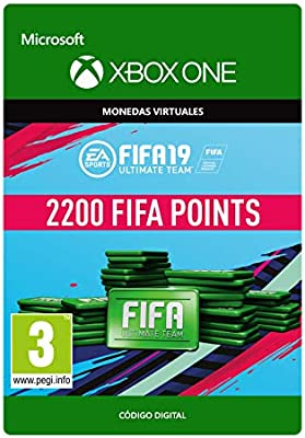 FIFA 19: Ultimate Team Fifa Points 2200 | Xbox One - Código de ...
