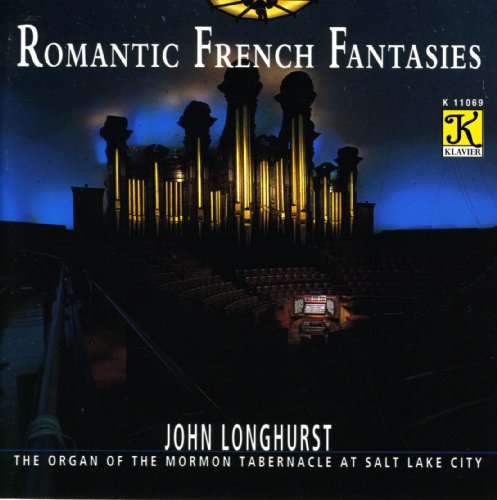 Romantic French Organ Works
