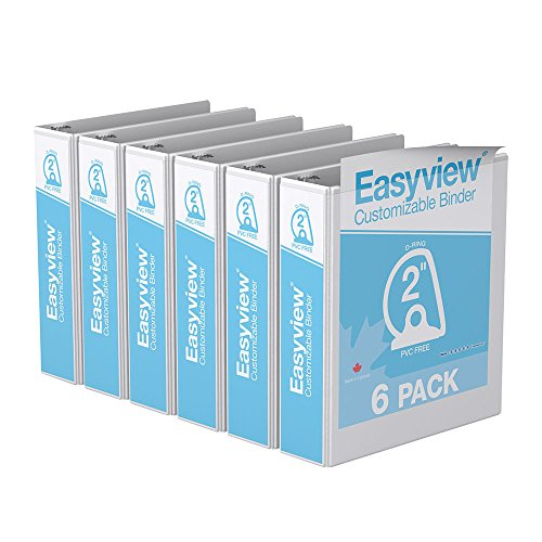 Easyview® Premium, Angle D Ring, Customizable, View for sale  Delivered anywhere in Canada