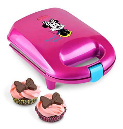 Disney DMG-7 Minnie Mouse Cupcake Maker, Mini, Pink by Disney
