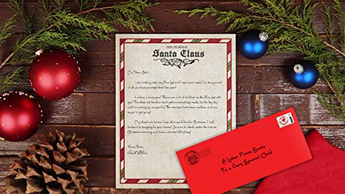 aus- Letter from The North Pole ()