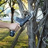TACKLIFE 12V MAX Reciprocating Saw with Clamping