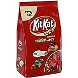 KIT KAT Chocolate Bars Miniatures, 36oz (White, Milk and Dark Chocolate)