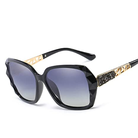 92ee7867a0 Image Unavailable. Image not available for. Color  HONGLIAN New Ladies  Sunglasses Europe and The United ...