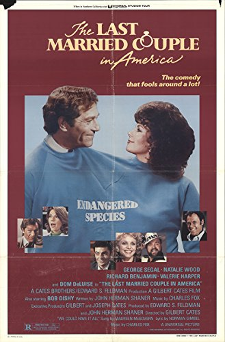 The Last Married Couple in America 1980 Authentic 27