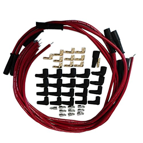 390 ford spark plug wires - 9
