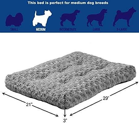 Amazon.com: Camas de mascotas para perros y gatos Quiet Time ...