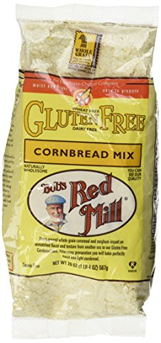 Gluten Free Cornbread Mix by Bob's Red Mill, 20 oz