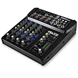 Best Audio mixer 6 channel  Buyer's Guide