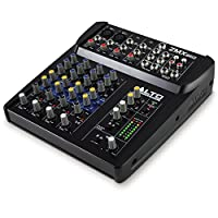 ALTO Professional ALTO ZMX862   Professional 6-Channel Compact Mixer