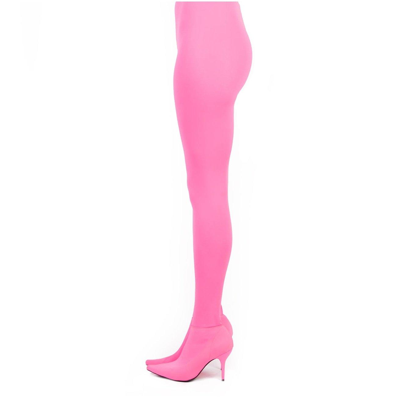Jeffrey Campbell Bonustrack ', Pink, Pant Boot, 7.5