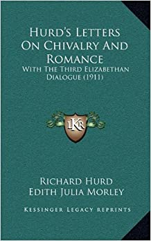 Descargar It Por Utorrent Hurd's Letters On Chivalry And Romance: With The Third Elizabethan Dialogue PDF Gratis 2019