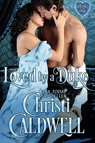book cover of Loved by a Duke