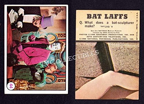 Batman 1966 vintage trading cards singles Complete your set