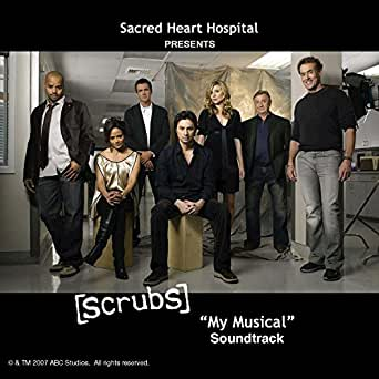 Music from scrubs the tv series amazon. Com music.
