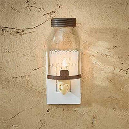 Park Designs Mason Jar Night Light by Park Designs (Image #1)