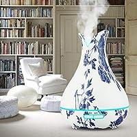 Humidificador de Carretera de Porcelana China Azul y Blanca ...