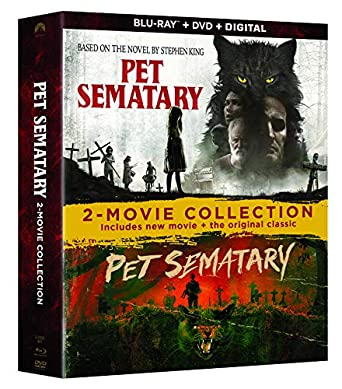 Pet Sematary 2019/1989 2 Movie Collection by Amazon