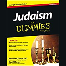 Judaism for Dummies, 2nd Edition Audiobook by Rabbi Ted Falcon, PhD, David Blatner Narrated by Ira Rosenberg