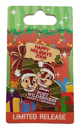 olidays 2009 - Fort Wilderness Resort & Campground - Chip and Dale (Disney Fort Wilderness Resort)
