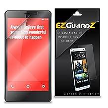 (6-Pack) EZGuardZ Screen Protector for Xiaomi Redmi Note 4G (Ultra Clear)