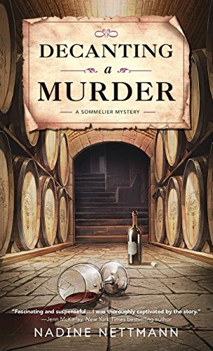book cover of Decanting a Murder
