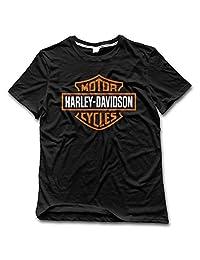 Men's Harley Davidson T-Shirt 100% Cotton