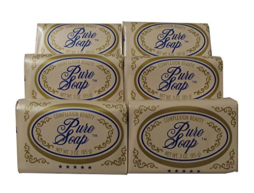 Cal Ben Five Star Soap Products All Natural (Made In The USA), 6 - Ben Usa