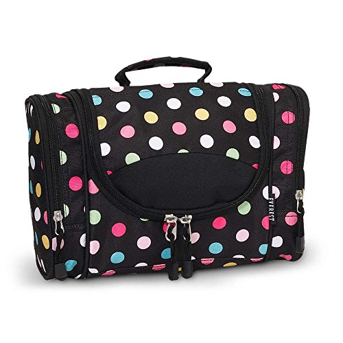 Compartmentalized Makeup Bag - 6