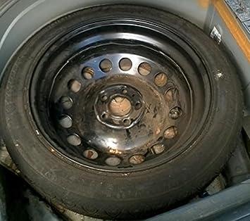 01 - 03 VOLVO S60 17 x 4 Rueda y neumático de repuesto DONUT # 3587 ...