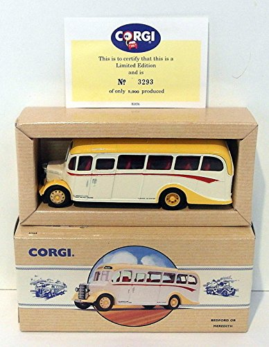 Bedford Metal - Corgi 1/50 Scale Metal Model 97111 - Bedford OB - Meredith