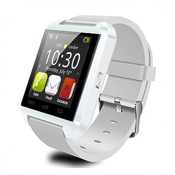 ZLOPV Pulsera Activa Smartwatch U8 Bluetooth Smart Watch ...