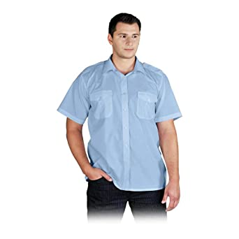 Reis Kwskr_Jnxxl Camisa formal, azul claro, tamaño XXG: Amazon.es: Industria, empresas y ciencia
