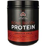 Ancient Nutrition - Bone Broth Protein Cinnamon Apple - 17.4 oz.