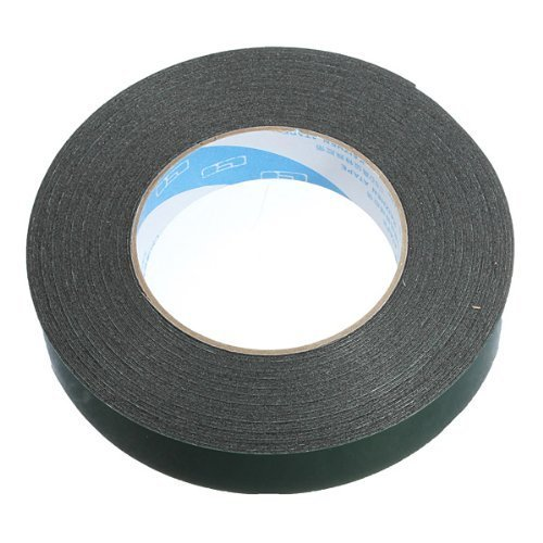 Water /& Wood 10M Strong Adhesive Double Sided Mounting Tape Sticker Rolls for Car Trim Moulding width 25mm